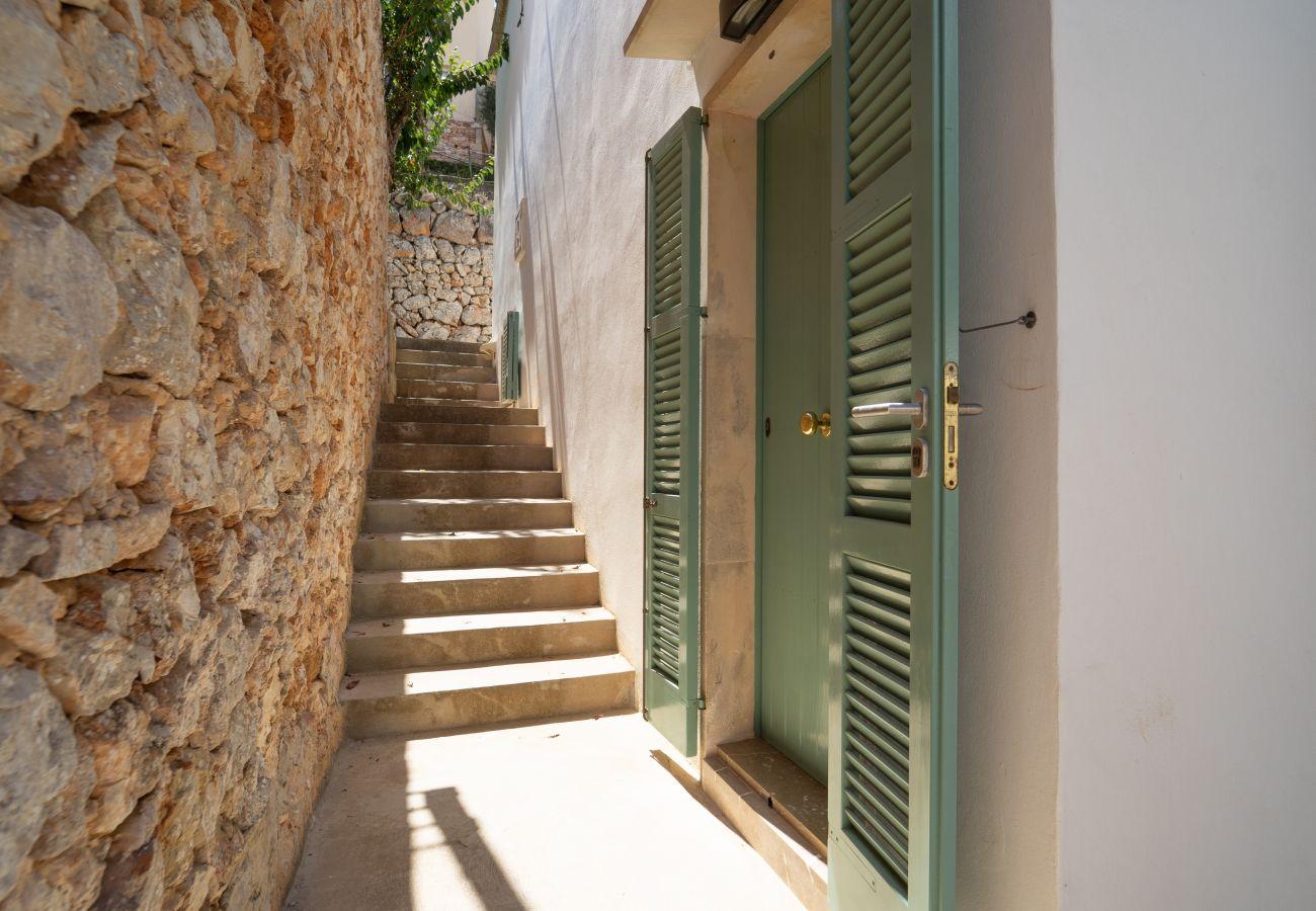 Casa en Cala Figuera - Puerto Cala Figuera