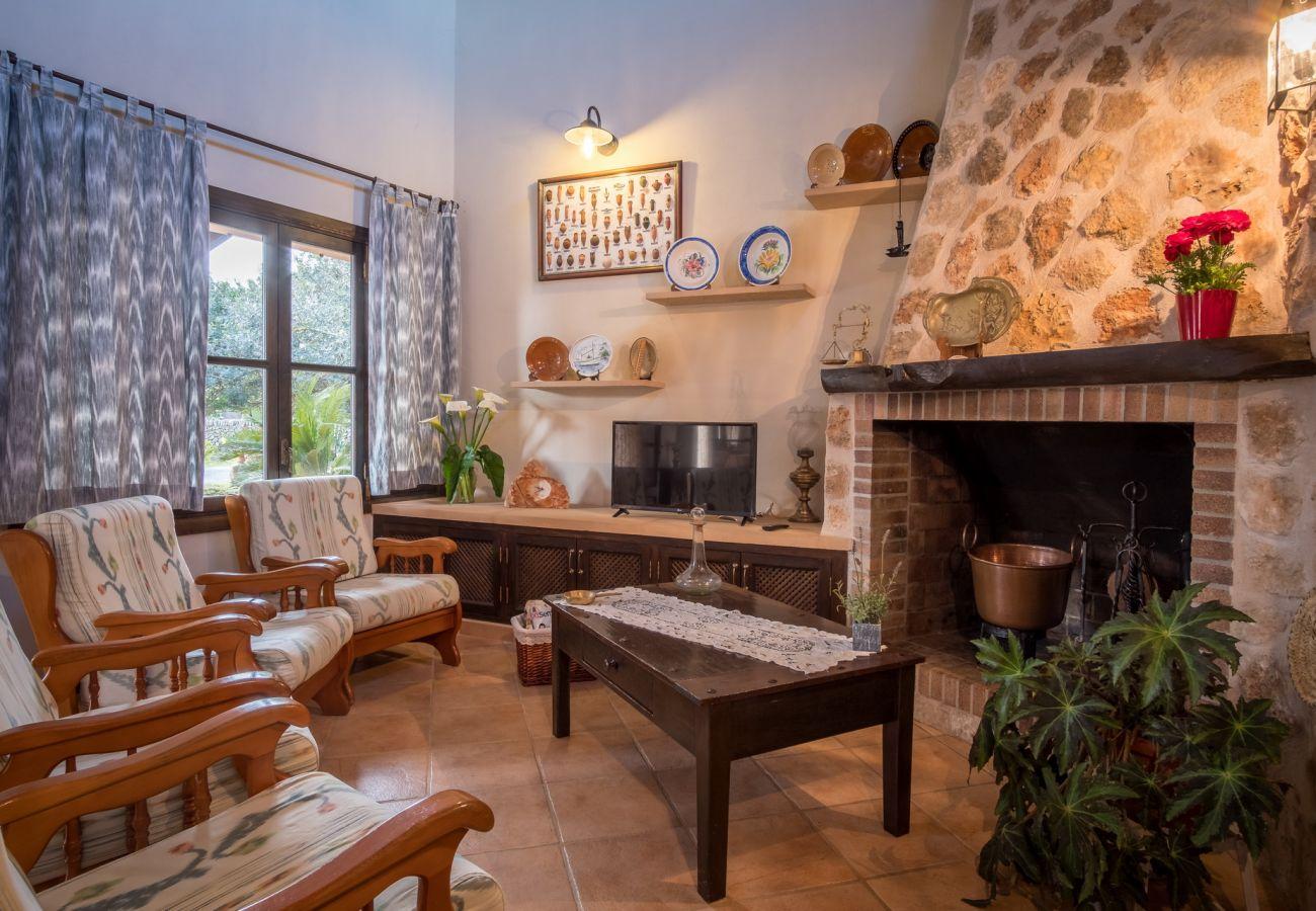 Casa rural en Santanyi - Sa Bassa Llova
