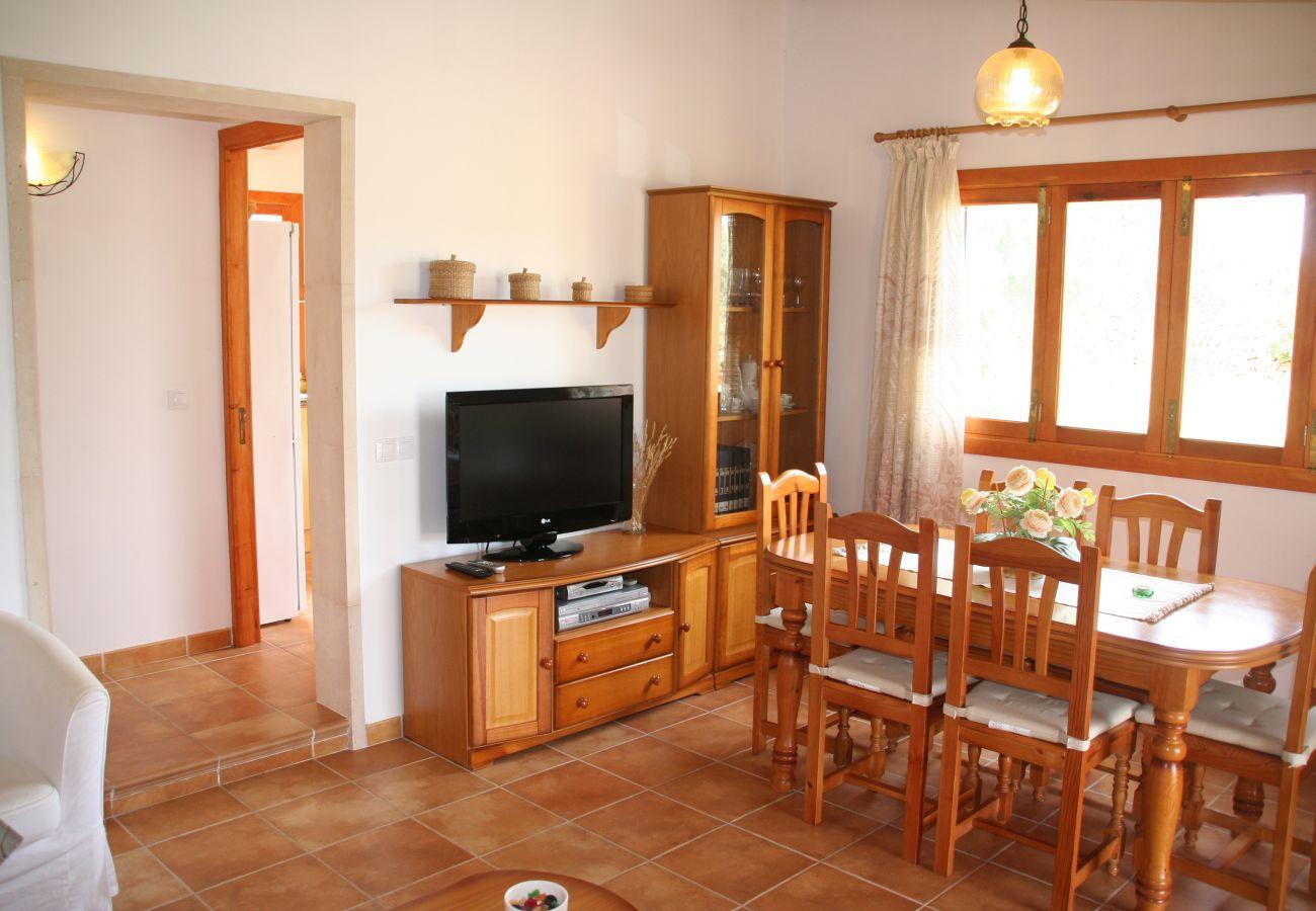 Casa rural en Cala Santanyi - Chalet Turo