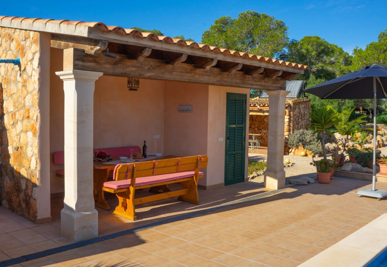 Casa rural en Cala Figuera - Buena Vida