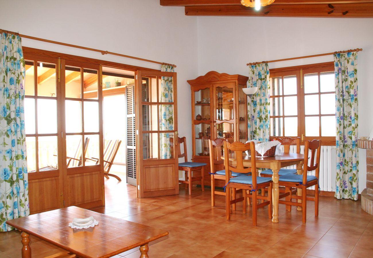 Casa rural en Calonge - Na Corma