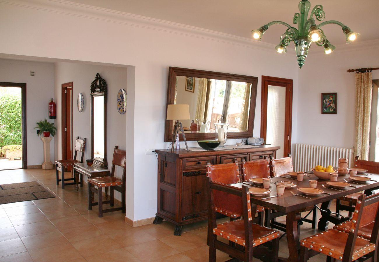 Chalet en Cala Santanyi - Can Ferrando