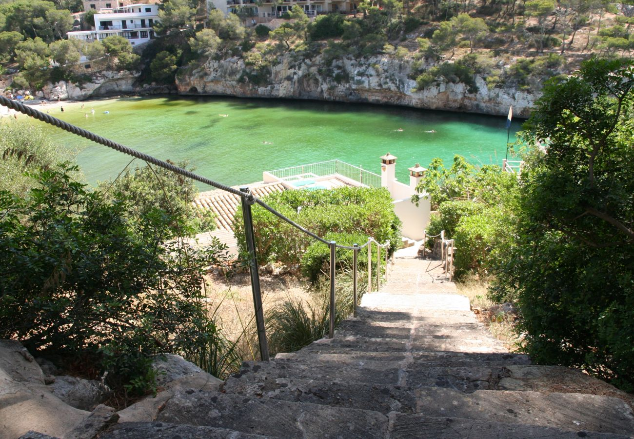 Chalet en Cala Santanyi - Sa Barca
