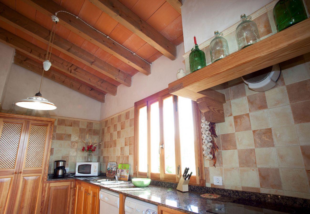 Casa rural en Campos - Son Barbudet