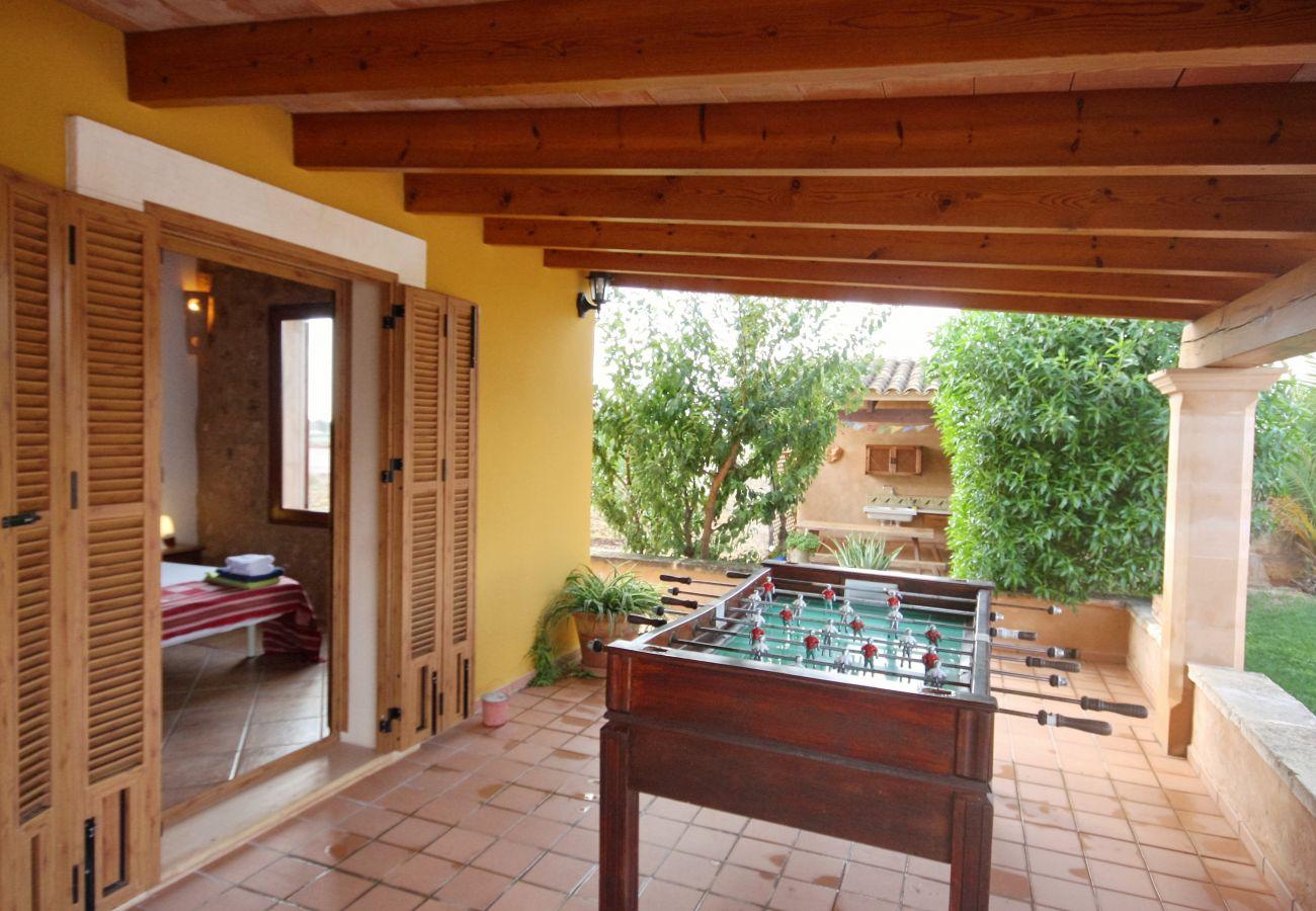 Casa rural en Campos - Finca Rafel