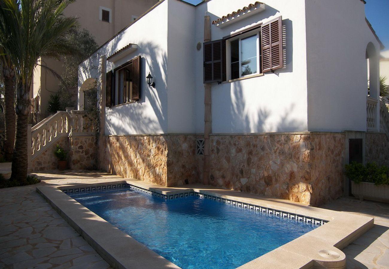 Chalet en Cala Santanyi - Casa Marga