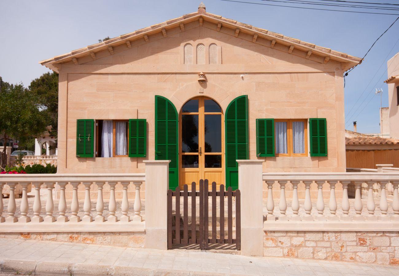 Chalet en Cala Figuera - Casa Maremar