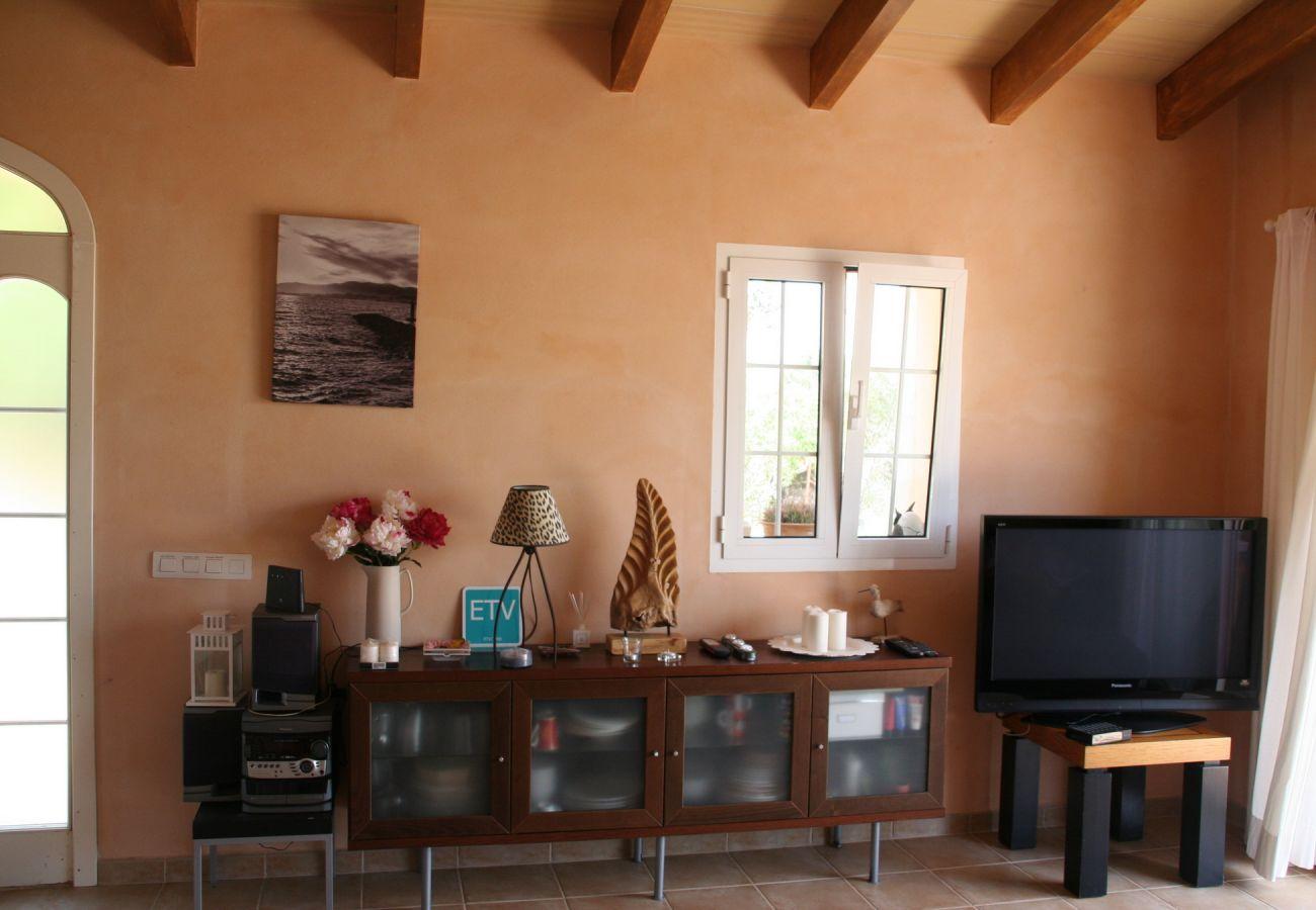 Casa rural en Cala Figuera - Sa Bassa Serra