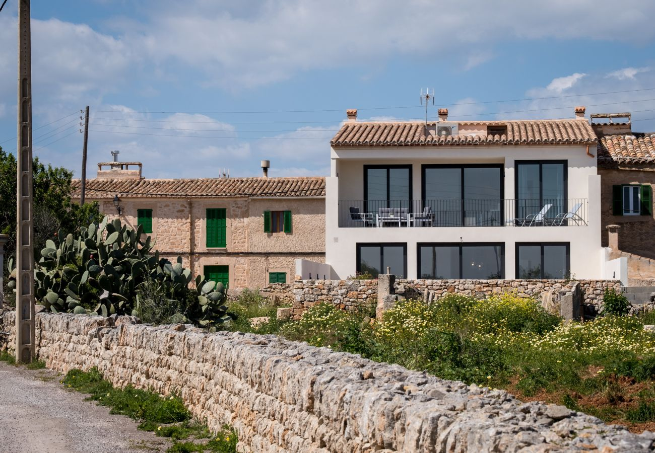 Ferienhaus in Santanyi - Casa Reiet