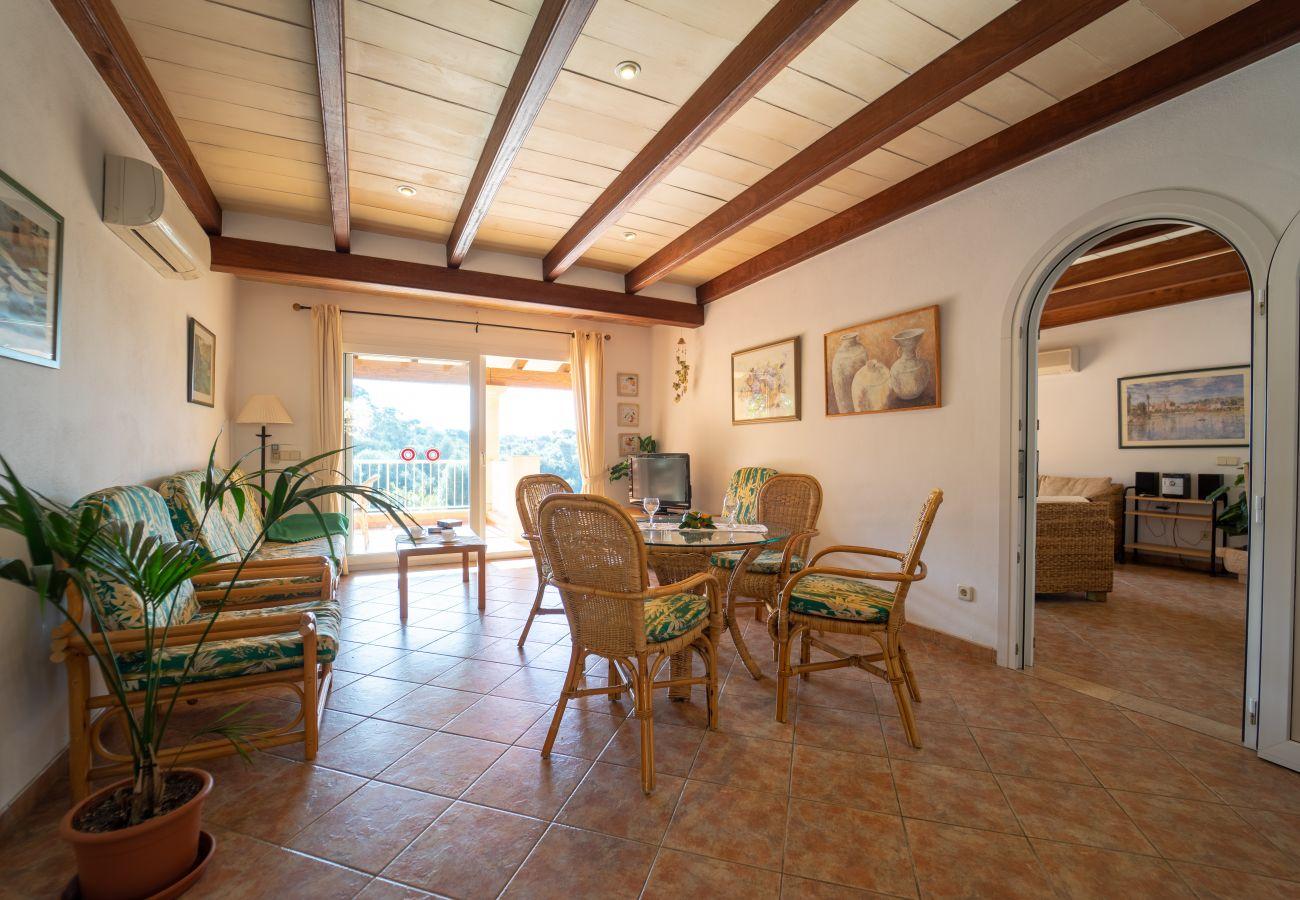 Landhaus in Santanyi - Es Recer