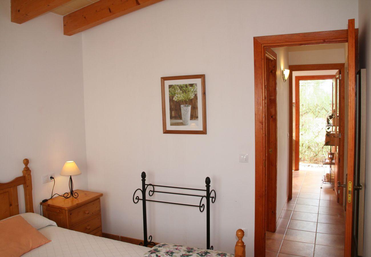 Landhaus in Cala Santanyi - Chalet Turo