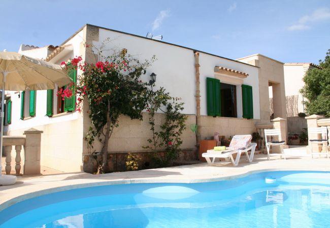 freistehendes Haus in Santanyi - Casa Sergi