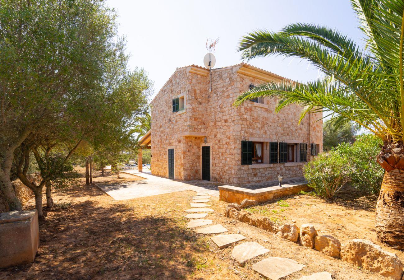 Landhaus in Santanyi - Rustica Sa Talaia