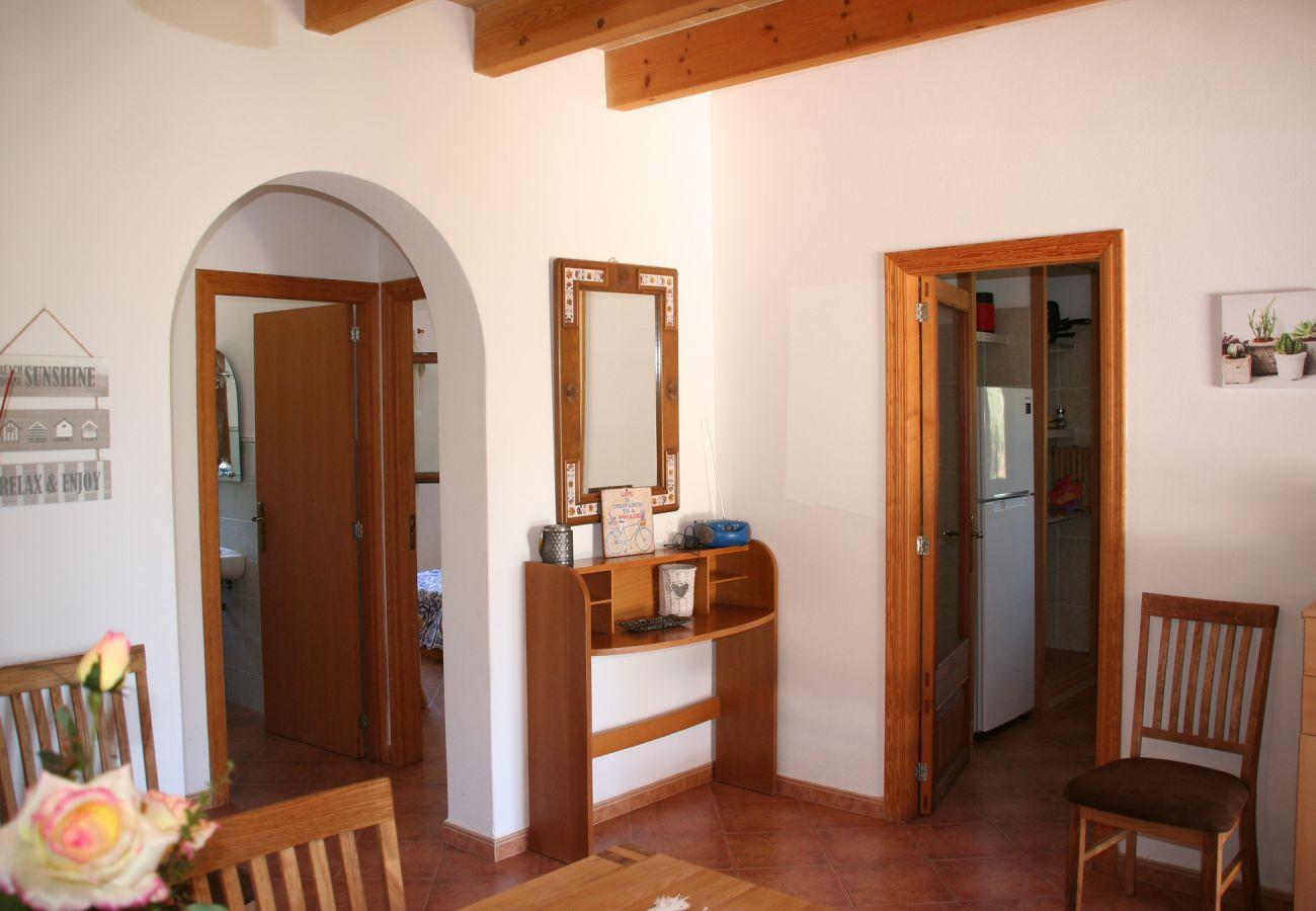 Landhaus in Porto Petro - Rustica Cala Mondrago