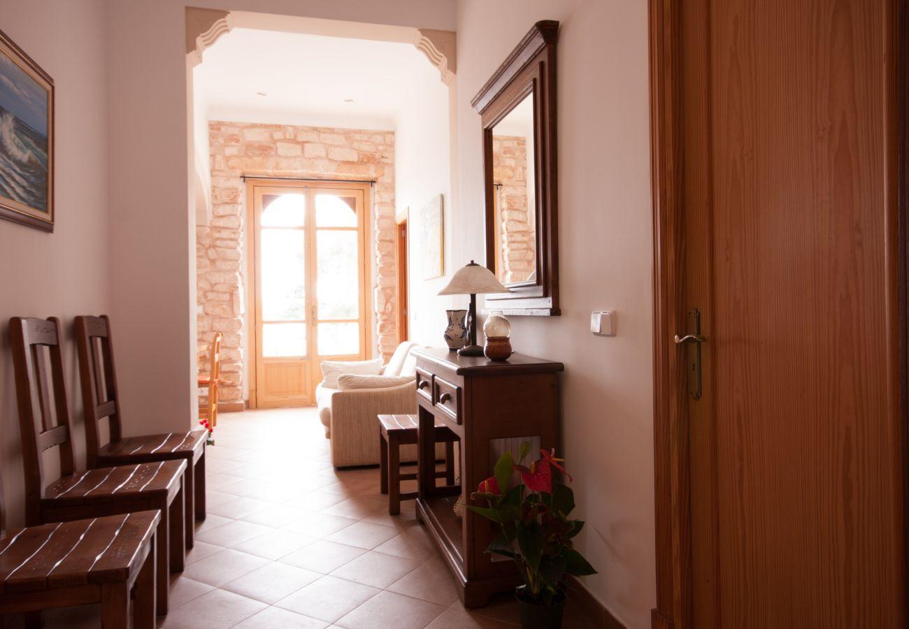 Chalet in Cala Figuera - Casa Maremar