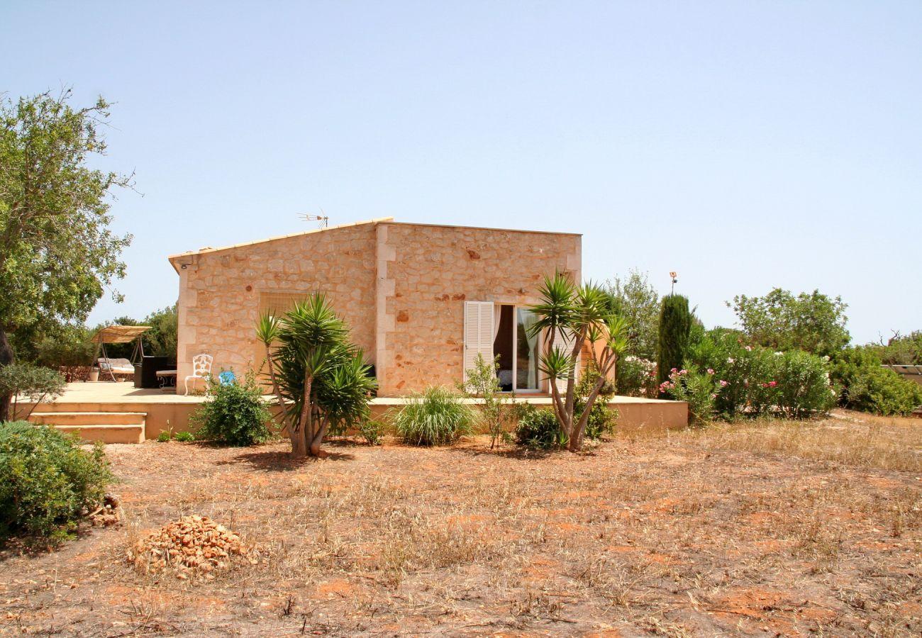 Landhaus in Cala Figuera - Sa Bassa Serra