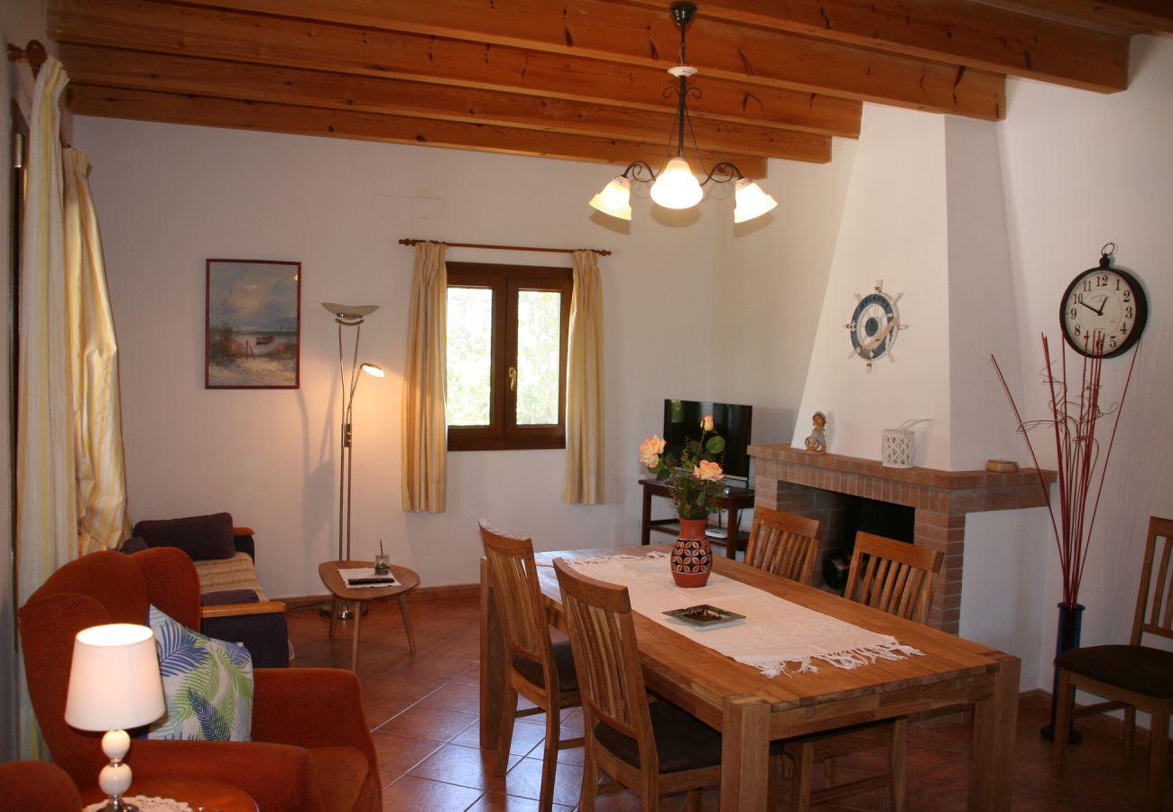 Cottage in Porto Petro - Rustica Cala Mondrago